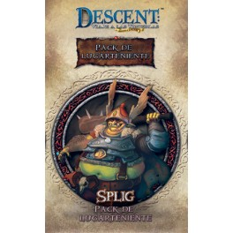 Descent: Lugarteniente Splig