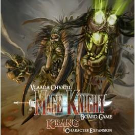 mage knight krang character expansion juego de mesa