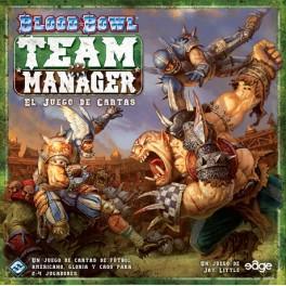 Blood Bowl Team Manager juego de mesa