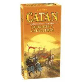 Catán Expansión 5-6 Jugadores - Ciudades y Caballeros
