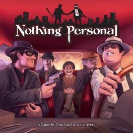 Nothing Personal - juego de mesa
