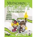 Munchkin Cthulhu: Exp. 4 Grutas Grilladas - expansión juego de cartas