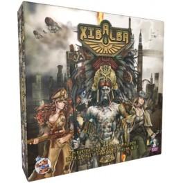 Xibalba - juego de cartas