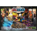 Battlecon: war of indines - remastered edition - juego de mesa