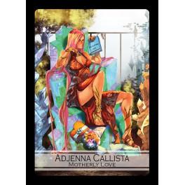 Battlecon: promo Adjenna Callista