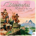 Discoveries: the journals of Lewis & Clark - juego de mesa