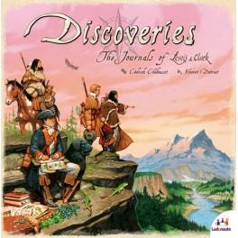 Discoveries: the journals of Lewis & Clark - juego de mesa