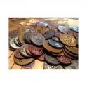 Viticulture: monedas metalicas - accesorio juego de mesa