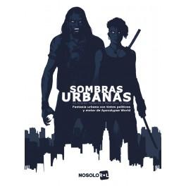 Sombras urbanas - juego de rol
