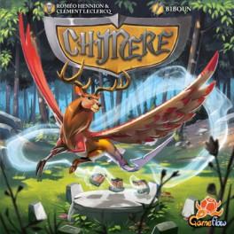 Chimere - juego de cartas