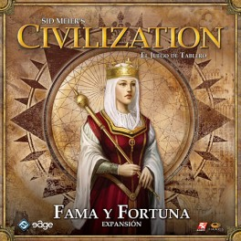 Civilization - Expansion Fama y Fortuna
