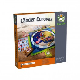 Terra Kids: Los paises de Europa