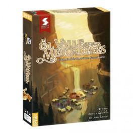 El valle de los mercaderes - juego de cartas