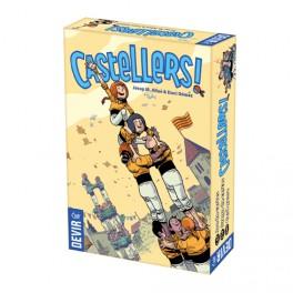 Castellers - juego de cartas