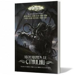 Adoradores de Cthulhu - libro