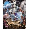 Hombre Lobo: El Apocalipsis 20 aniversario - pantalla del narrador