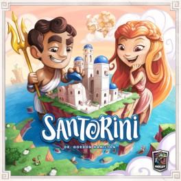 Santorini - juego de mesa