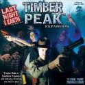 Last night on earth: timber peak - juego de mesa