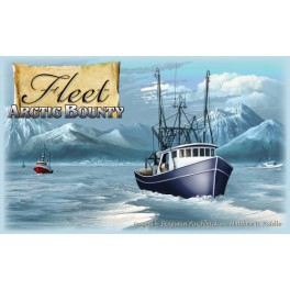 Fleet: arctic bounty - expansion juego de cartas