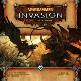 Warhammer invasion el juego de cartas