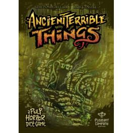 Ancient Terrible Things - juego de mesa