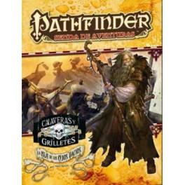 Pathfinder Calaveras y grilletes 4: la isla de los ojos vacios