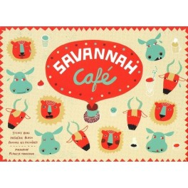 Savannah Cafe juego de mesa