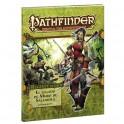 Pathfinder el regente de jade 1: el legado de muro de salmuera - suplemento de rol