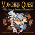 Munchkin Quest juego de mesa