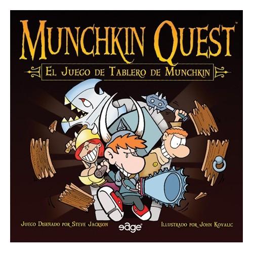 comprar munchkin quest juego de mesa