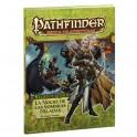 Pathfinder el regente de jade 2: la noche de las sombras heladas - suplemento de rol