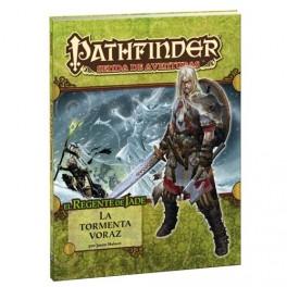 Pathfinder el regente de jade 3: la tormenta voraz - suplemento de rol