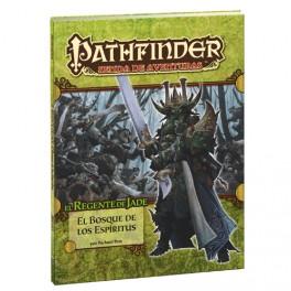 Pathfinder el regente de jade 4: el bosque de los espiritus - suplemento de rol