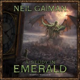 A study in emerald - juego de mesa