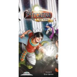 Arcanya: the magic academy juego de mesa