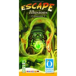 Escape expansion: illusions - expansión juego de mesa