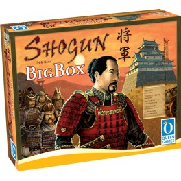 Shogun big box - juego de mesa