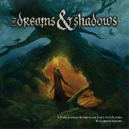Of dreams and shadows - juego de mesa