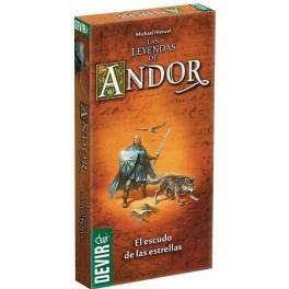 Las Leyendas de Andor: Expansion el escudo de las estrellas