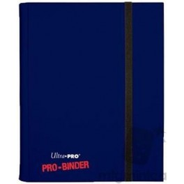 Album Ultra pro azul Pro-Binder 9 bolsillos