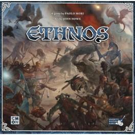 Ethnos - juego de mesa