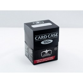 Deck Box Negro Ultimate Guard - 100 cartas