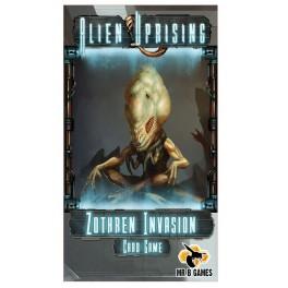 Alien Uprising: Zothren Invasion - juego de cartas