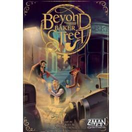 Beyond Baker Street - juego de cartas