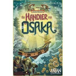 Traders of Osaka - juego de cartas