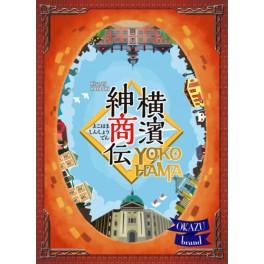 Yokohama edicion deluxe - juego de mesa