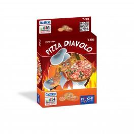 Pizza Diavolo - juego de mesa