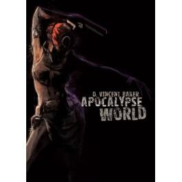 Apocalypse World juego de rol