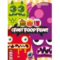 Fast food fear - juego de cartas devir