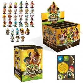 Krosmaster Arena: Figuras - Temporada 2 (Version Español)